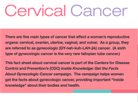 Learn More About Cervical Cancer